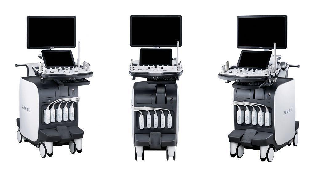 Premium radiologie echosysteem Samsung RS85