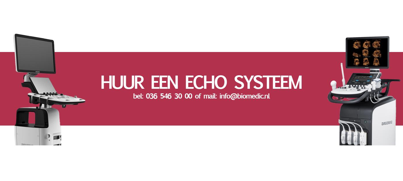 Echo Huren Biomedic